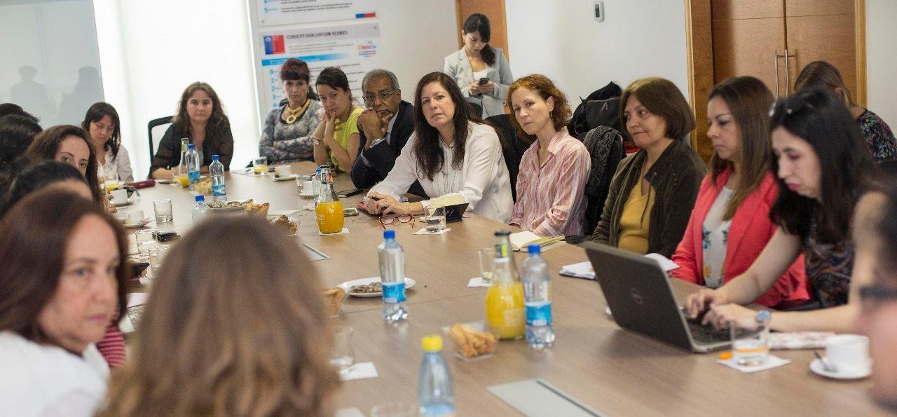 Cumbre Ingeniosas: Expertas estadounidenses comparten sus experiencias de igualdad de género a académicas del mundo de las ciencias