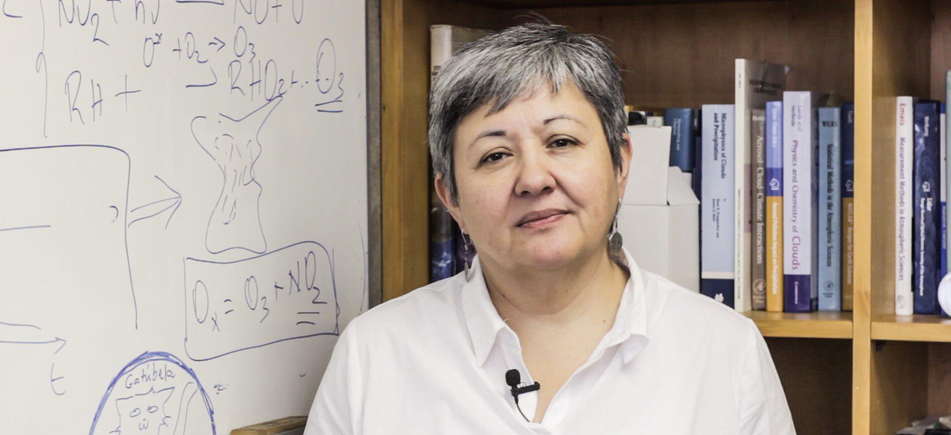 """Laura Gallardo: """"Para que haya transformaciones en la sociedad,  tiene que haber fuerzas que te lleven a ese cambio"""""""