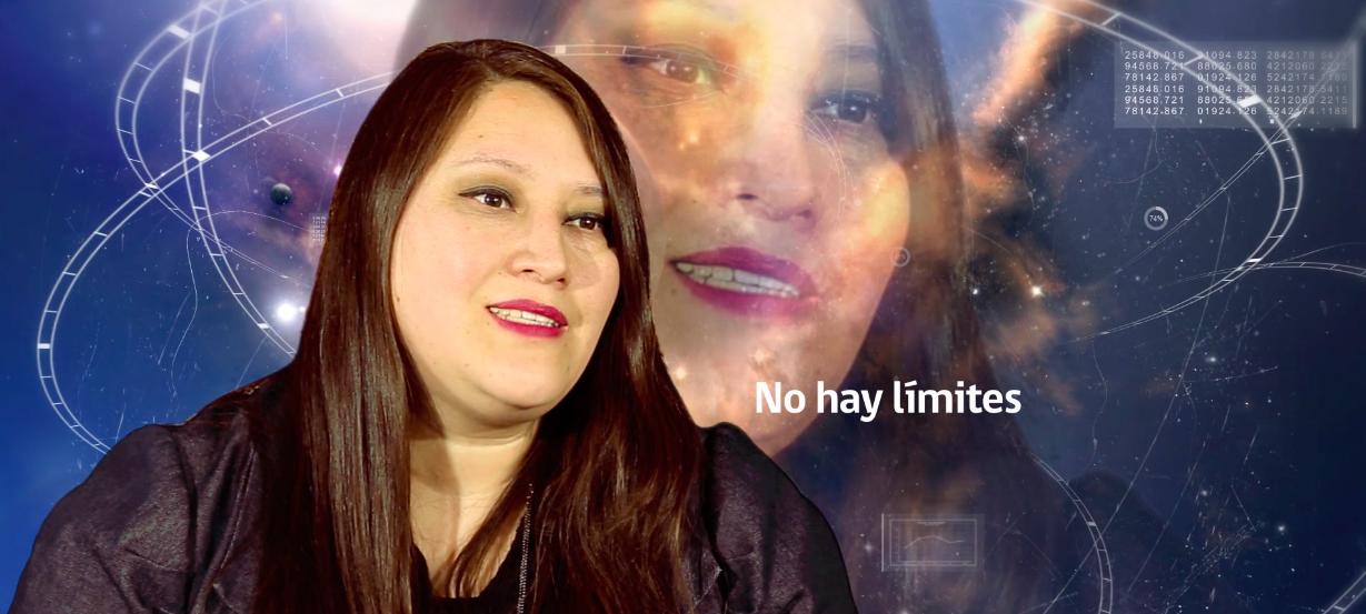 """Roxana Nahuelcura: """"Con confianza en sí mismas, las niñas no tienen límites"""""""