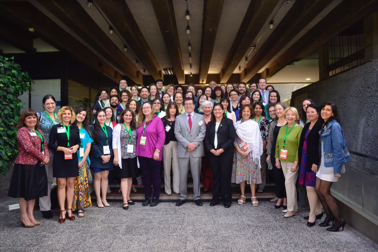 The first gender summit in science and technology in Latin America and the Caribbean opens in Chile